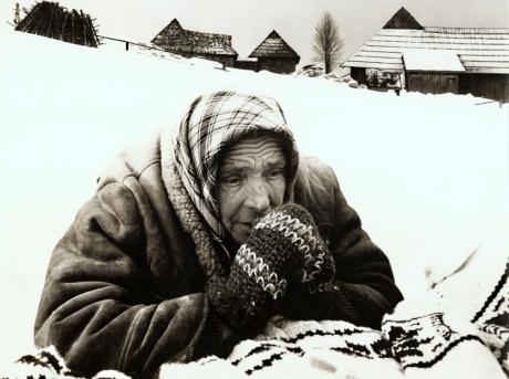 άστεγη γυναίκα