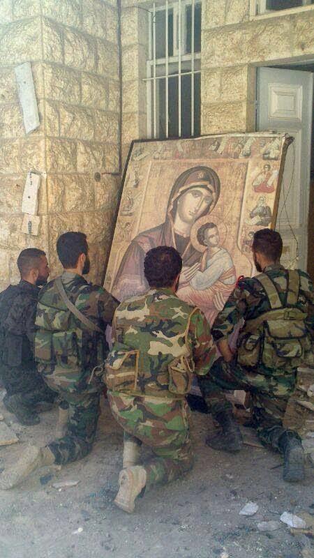 Σύριοι-Θεοτόκος