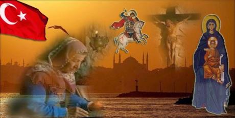τουρκία κρυπτοχριστιανοί